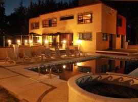 Hotel Finca Las Hortensias, hotel en Tepotzotlán