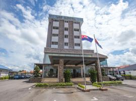 VIP Hotel Segamat, hotel di Segamat