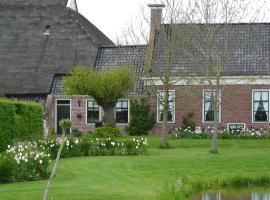 Landgoedlogies Pábema, hotel near Zuidhorn Station, Zuidhorn