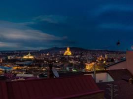 Apartamenti Gomi 17, homestay in Tbilisi