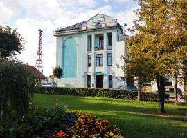 Hotel Ludza, hotel in Ludza
