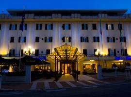 Le Fonti Grand Hotel, hotel en Chianciano Terme