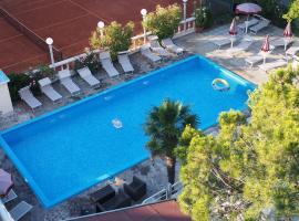 Hotel Franca, отель в городе Милано-Мариттима
