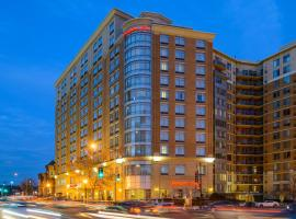 Hampton Inn Washington DC - Convention Center, hotel near Washington Union Station, Washington, D.C.