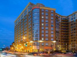 Hampton Inn Washington DC - Convention Center, hotel near The Capitol, Washington, D.C.