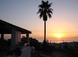 Hotel Villa Diana, hotel a Città di Lipari