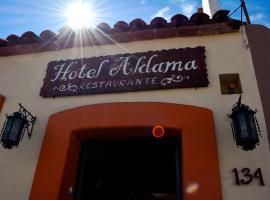 Hotel Aldama, hotel in Colima