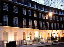 Harlingford Hotel, hotel near Euston Train Station, London
