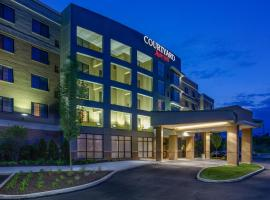 Courtyard by Marriott Pittsburgh North/Cranberry Woods, hotel in Cranberry Township