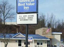 Americas Best Value Inn-Saint Clairsville/Wheeling, motel in Saint Clairsville