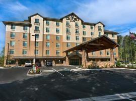 Oxford Suites Bellingham, hotel near Bellingham International Airport - BLI,
