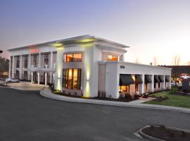 Hampton Inn Raleigh/Durham Airport, hotel near Raleigh-Durham International Airport - RDU, Morrisville