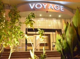 فندق فوياج، فندق في الرياض