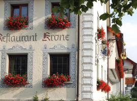 Landhotel Krone, Hotel in Roggenbeuren