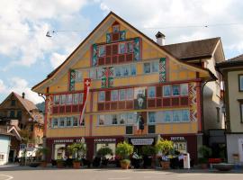 Hotel Appenzell, hotel near Säntis, Appenzell