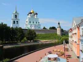Kremlin View Apartment, апартаменты/квартира в Пскове
