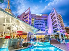 Ефект Гранд Виктория Хотел, хотел в Слънчев бряг