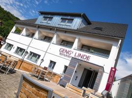 Gengs Linde, hotel near Rhine Falls, Stühlingen