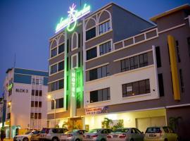 Alami Garden Hotel, hotel in Shah Alam
