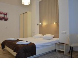 ApartHotel Zorilor, hotel din Cluj-Napoca