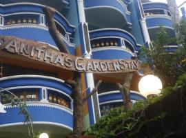 Anitha's Garden Stay, отель в Коваламе