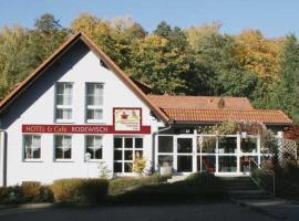Hotel Rodewisch, Hotel in der Nähe von: Deutsche Raumfahrtausstellung, Rodewisch