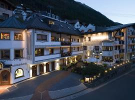Gourmethotel Yscla, hotel in Ischgl