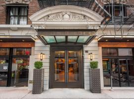 The Square Hotel, hotel in New York
