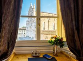 La Maison du Sage, hotel cerca de Iglesia de la Santa Croce, Florencia