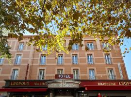 Hôtel Saint Christophe, hotel near Sciences Po Aix University, Aix-en-Provence