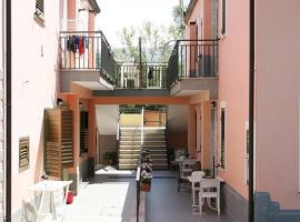Apartment Casa Rosy, pet-friendly hotel in Palinuro