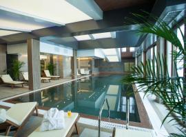 Амира Бутик Хотел, хотел близо до Връх Вихрен, Банско