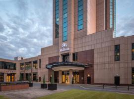 Hilton Glasgow, boutique hotel in Glasgow
