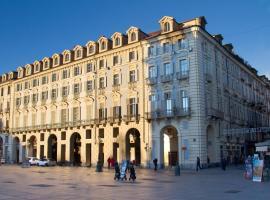 Piazza Castello Suite, hotel en Turín
