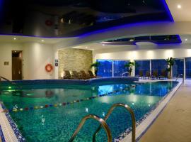 Hotel Zacisze – hotel w pobliżu miejsca Ośrodek narciarski Czyrna-Solisko w Węgierskiej Górce