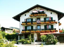 Hotel Alpenhof, hotel near Olympia-Sportstätten, Wallgau