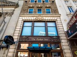 The Parker Inn and Suites, hotel near Union College, Schenectady