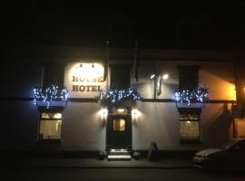 The Buck Hotel, hotel near Erddig, Bangor-is-y-coed