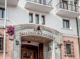 Hotel Francisco De Aguirre, отель в городе Ла-Серена