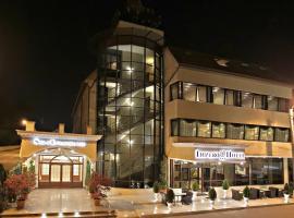 Hotel Impero, hotel in Oradea