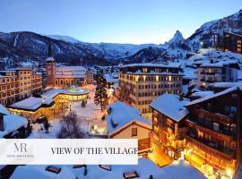 Monte Rosa Boutique Hotel, hotel in Zermatt