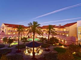 Pestana Sintra Golf Resort & SPA Hotel, hotelli Sintrassa