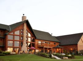 Crooked River Lodge, hôtel à Alanson