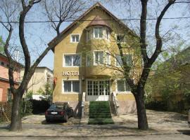 Carmen Pension, hotel in Budapest