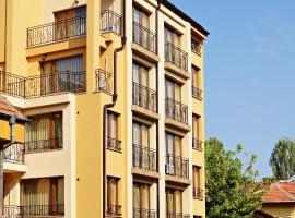Family Hotel Ramira, hotel in Kyustendil