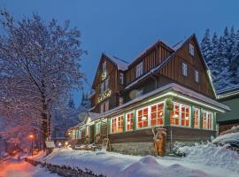 Hotel Pod Jasany, hotel near Ruzova hora - Snezka, Špindlerův Mlýn