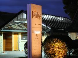 Bentleys Motor Inn, motel in Palmerston North