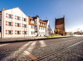 Hotel Am Alten Hafen, Hotel in Wismar