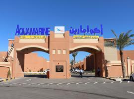 Aquamarine Kuwait Resort(Families Only), hotel in Al Nuwaiseeb