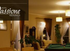 Hotel Passione – hotel w pobliżu miejsca Wyciąg narciarski Kaimówka w Bielsku Białej